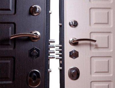 Какую фурнитуру для стальных дверей выпускают современные производители