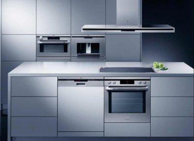 Встраиваемая бытовая техника – лучший способ сэкономить место и создать единый дизайн на кухне