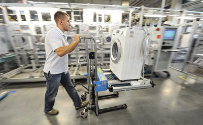 Особенности производства стиральных машин