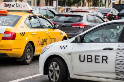 Компании «Яндекс. Такси» и UBER сообщили о своем намерении объединить бизнес