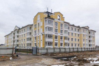 Новый жилой комплекс «Александровский» в Пушкине - комфортное место для жизни