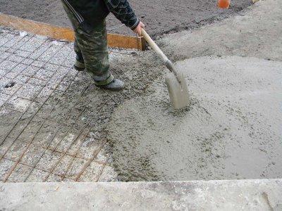 Каким бывает бетон: виды для наружных и внутренних работ