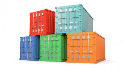 Виды морских контейнеров, особенности конструкции, сфера применения