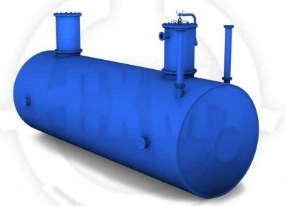Установить подземный резервуар для дождевой воды?